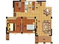 凤凰明珠三室二厅一卫 自住精装修出售