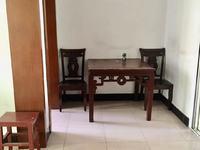 3323 吉北一期4楼 55平两室一厅 良好装 家具家电1300底价有钥匙