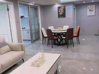 星洲国际10楼143平,全新精装三室二厅二卫,边套双阳台,满五唯一,165.8万