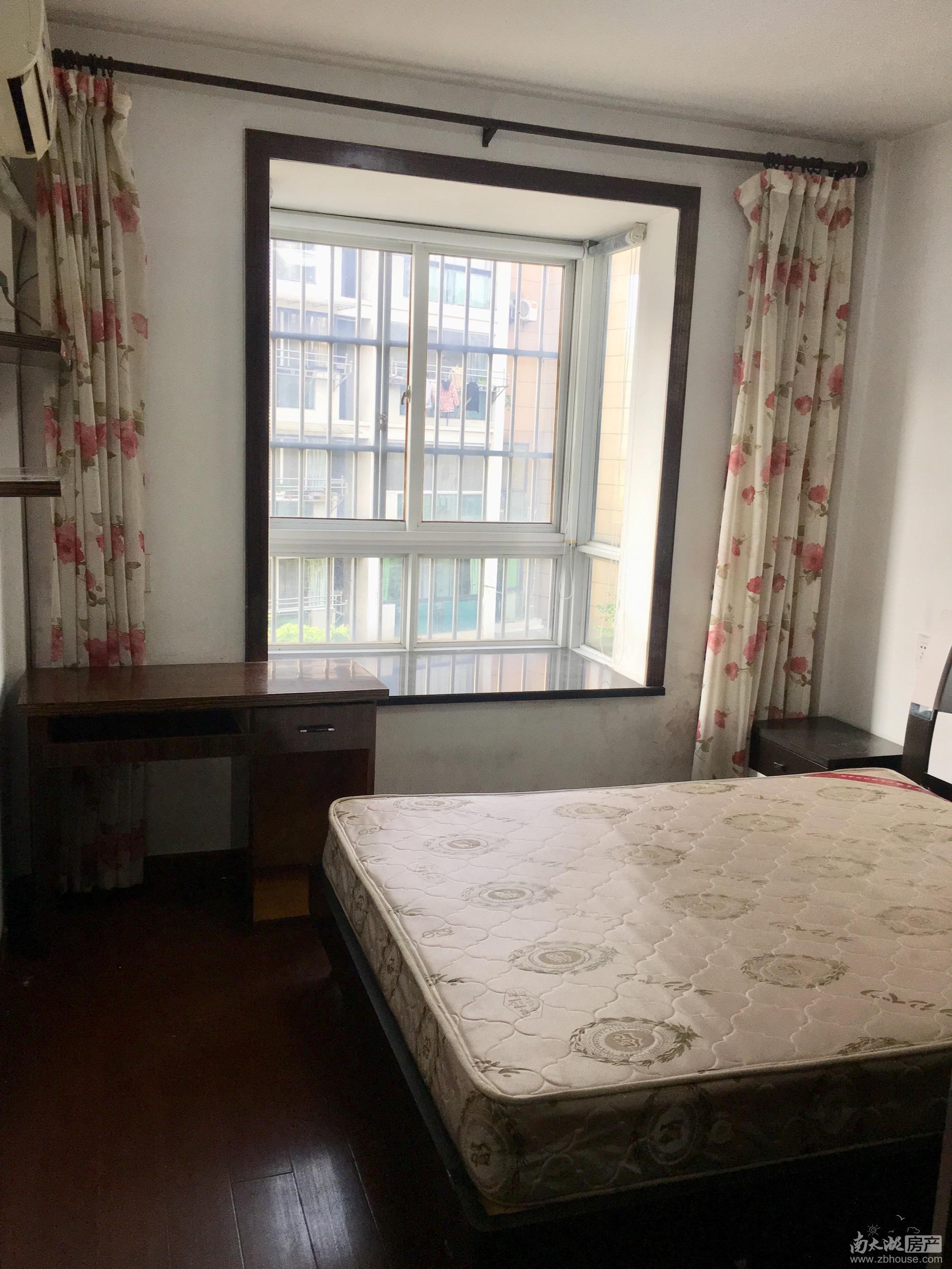 3410 余家漾A区3楼/6楼 88平两室两厅精装 家具家电齐2300有钥匙