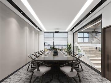 商墅3002F会议室(丝绸小镇创谷项目)