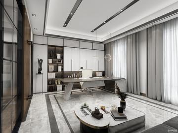 商墅300总裁室(丝绸小镇创谷项目)