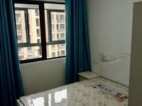 3434 汎港润合7楼 89平两室两厅一书房精装家具家电齐2500有钥匙