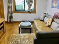 3443 吉山二村5楼 75平两室两厅 良装 家具家电齐 空调2台1400