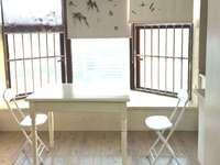 金色水岸单身公寓出租,精装修 家具家电齐全 可以直接入住 有油烟机可以做饭