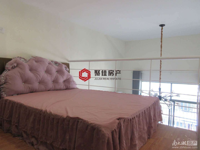 明都锦绣苑5楼,单身公寓复式,精装修,家电齐全,拎包入住,有钥匙