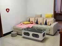 3462 马军巷6楼 70平一室半两厅一书房 精装 家具家电齐1800有钥匙
