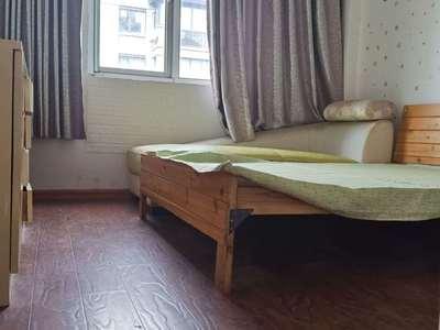 凯莱国际7/9F,二室两厅一卫,中等装修,家电齐全,拎包入住