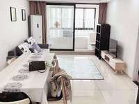 鸿泊湾 30楼 105平 三室两厅两卫 精装 2800/月包物业