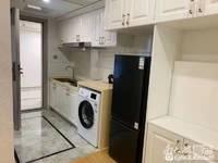 出租:梦享城28楼,52平,一室一厅一卫,2000一月包物业。