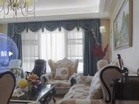 翰林世家东边套,豪华装修中央空调品牌家电家具,满两年,送两个储藏室,送入户花园