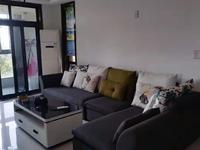 47 风雅蘋洲4楼 三室二厅二卫 134平米 精装 拎包入住 家具家电齐全