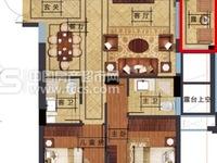 出售:名仕府,113方,四室两厅两卫,毛胚,赠送面积多,200万含一个产权车位
