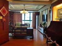 星海名城5楼带阁楼,豪华红木装修带60平超大露台阳光房,户型房子,满5年 价可协