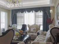 翰林世家黄金楼层,143平,29 33F,豪华装修