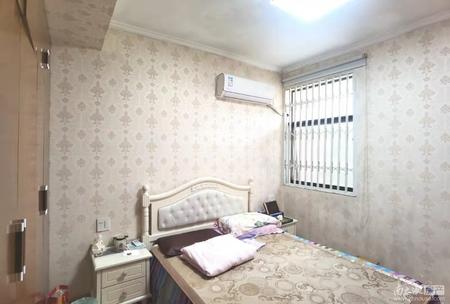 星海名城 两室居家精装 采光好 无遮挡 满五年无二税 带大阳台