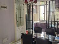 :山水华府九楼三室两厅精装修, 89方2700一个月,有钥匙
