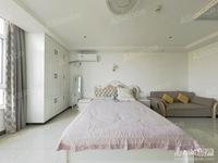 60平大面积的单身公寓, 适合小情侣或者追求舒适度的小可爱们,随时可以看房