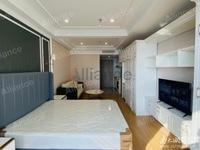 梦想府,52平,1700,每月,精装修单身公寓,家具齐全,拎包入住