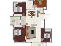 星汇半岛140方171万4室2厅2卫2阳精装