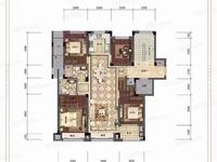 十里春晓洋房2楼 129平 ;四室两厅290万;带产权车位 房东包营业税