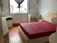 紫云3楼65平米良装2室半1厅家电齐全天然气车库独立1300/月