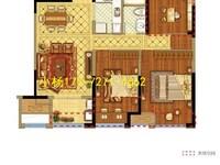 超高16平赠送,即将满二,黄金楼层,超大楼间距