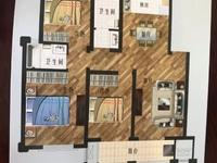 急售:邵家墩花苑多层3楼,104平,3开间朝南,户型绝佳,产证已出。